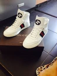 gucci shoes for men high tops price. gucci white coda hi top sneaker size 8 in clothing, shoes \u0026 accessories, women\u0027s shoes, athletic gucci for men high tops price u