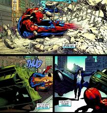 a question crossed my desk a few days ago i m new to team spider man and someone told me he had enhanced healing powers is this true