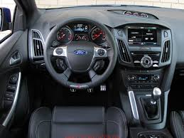 cool ford focus st interior seats car images hd New 2013 Ford ...