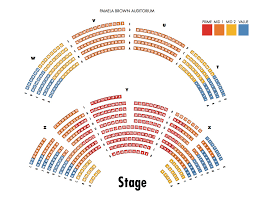 Brown Theater Seating Chart 61 Particular Wortham Center Seating Chart