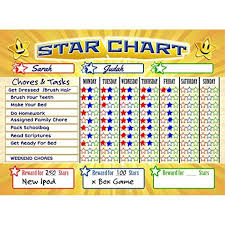 Responsibility Chart Walmart Bigtime Signs Improve Child Behavior Responsibility With