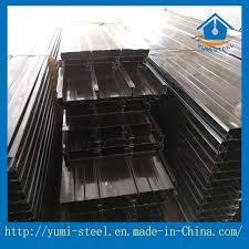steel galvanized corrugated metal joists closed floor sheet decking