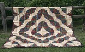 Log Cabin Quilt Patterns Unique Free Pattern Curvy Log Cabin Quilt By Sharla