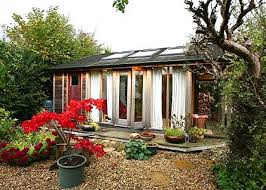garden houses. garden houses: visitors? let them sleep in the houses