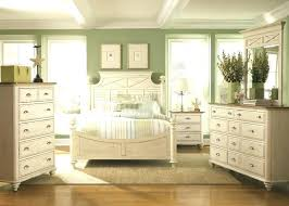 off white bedroom furniture. Antique White Furniture Bedroom Vintage Sets Off Green Wall Color Dresser Plus Big Mirror Cozy M