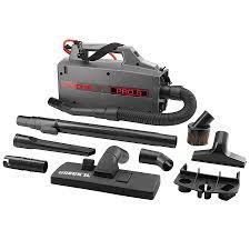 oreck xl pro 5 canister vacuum bb900dgr jon don