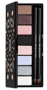 make up for ever midnight glow palette