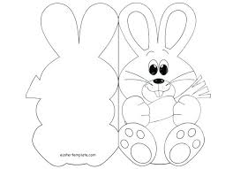 Easter Template Easter Drawing Template Atlasapp Co
