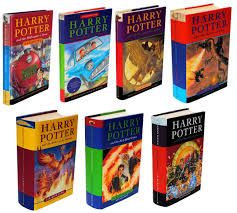 Who writes the harry potter books