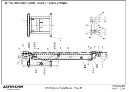 shop by diagram detroit wrecker sales Jerr Dan Light Bar Wiring Diagram jerr dan 12 ton wrecker boom dual 12,000lb winch Jerr-Dan Parts Manual
