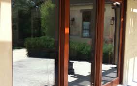 replace sliding glass door with french cost home design
