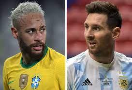 Copa America final 2021: Brazil vs ...