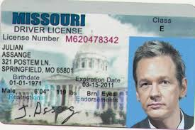 Fake - Missouri Fakes World Wide Id