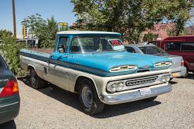 THE STREET PEEP: 1961 Chevrolet Apache C20 Fleetside