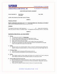 Property Maintenance Contract Template Managed Services Agreement Form Beautiful Managed Service Contract 18