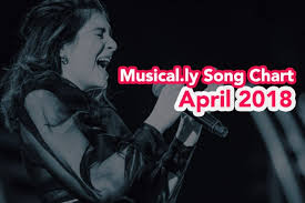 Musical Ly April Song Chart 2018 Top 10 Songs Ranked On