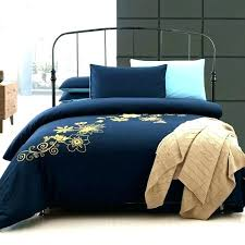 beautiful navy and gold comforter set bedding blue sets full 1 royal bed