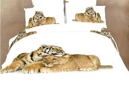 lion guard twin comforter set heart warming and tiger print 4 piece bedding sets duvet cover lion comforter sets