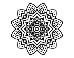 Flower Printable Coloring Pages Best Images On Coloring Books