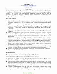 Valuable Telecommunications Project Manager Resume Project