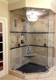 frameless glass shower walls shower door frameless glass shower wall