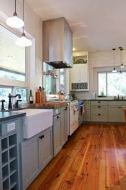 Wooden Floor Kitchen Design Stunning Hardwood Floor Kitchen Style Farmhouse Kitchen