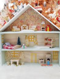 make your own doll furniture. adorable diy dollhouse sweetest click through for full tutorial make your own doll furniture