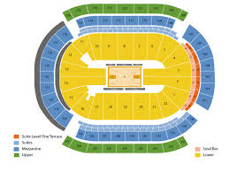 Newark Arena Seating Chart Prudential Center Seating Chart Cheap Tickets Asap