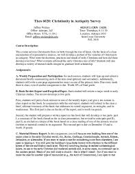 christian essay topics pdf survey of early christianity jeffrey wickes