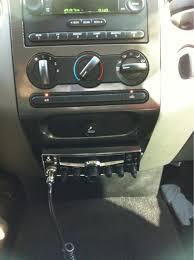 2006 f150 radio wiring harness 2006 image wiring cb radio install in 06 ford f150 forum community of ford on 2006 f150 radio wiring