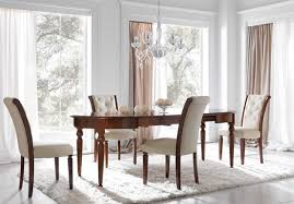 fresh dining room tables with fabric chairs light of wood dining table with fabric chairs