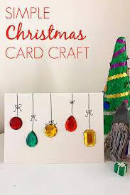 Christmas Card Craft  Decorating IdeasChristmas Card Craft Ideas