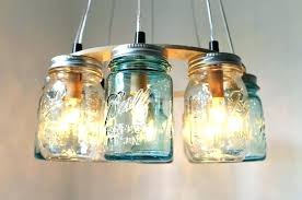 jar light fixtures chandelier kits jar light fixtures marvellous lamp kit pottery barn chandelier mason lighting