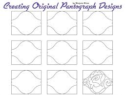 Free Printable Pantograph Quilting Patterns Cool Design Inspiration