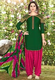 Punjabi Suit Color Combination Chart Bedowntowndaytona Com