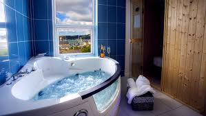 Spa Bathroom Suites Luxury Vip Hotel Suites In Falmouth Cornwall Morwenna Oceanic