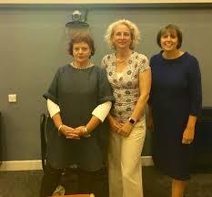"Sarah Hookes 💙 on Twitter: ""#BCUMatConf Polly Ferguson, Sarah Fox and  Fiona Giraud.… """