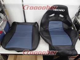 k spec artina recaro for sr 7 seat cover makeover in the repair mark yes leather style