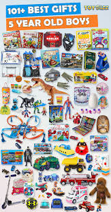 Best Toys for 5 Year Old Boys Gifts and 2018