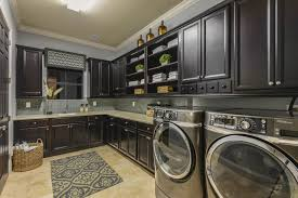 kitchen laundry room cabinets laundry. Table Captivating Modern Laundry Room Interior Design 27 Spacious With Black Storage Cabinets Kitchen