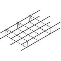 Pour améliorer la résistance en traction, on peut incorporer des barres d'armature dans les vides des éléments de maçonnerie. Treillis Soude Fer A Beton Armature Le Ferraillage Point P