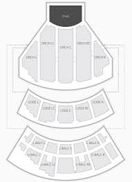 Paramount Theater Seating Chart Denver Accurate Beacon