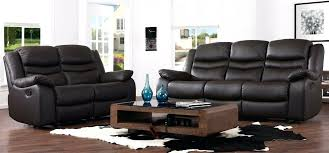 3 seater leather recliner sofa reclining sofas leather sofa world within the elegant brown leather recliner 3 seater leather recliner sofa