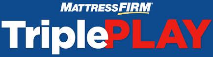 mattress firm logo png. mattress firm triple play logo png