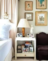 bedroom side table decor post bedside table decoration ideas