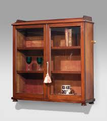 english antique display cabinet. Antique Display Cabinet English S