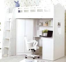 kid loft bed with desk best closet bed ideas on bed in closet cool beds and