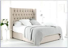 King Size Upholstered Bed Frame Australia Flynn Queen Diy Platform.  Stockholm Double Upholstered Bed Frame Solid Oak Diy Twin Platform With  Headboard.