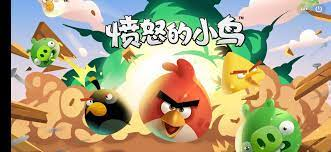 Angry birds Classic on QQ app
