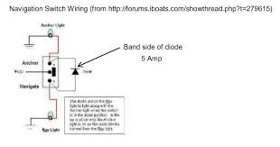 bow and stern light wiring need help the hull truth bow and stern light wiring diagram at Boat Lighting Wiring Diagram